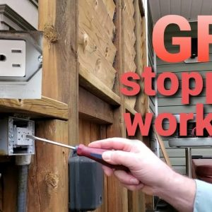 GFI STOPPED WORKING, how to reset / replace your GFCI outlets