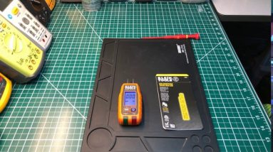 (The New ) KLEIN TOOLS RT250 GFCI Outlet Tester with LCD Display (👍 )