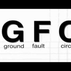 Toma Eléctrica GFCI